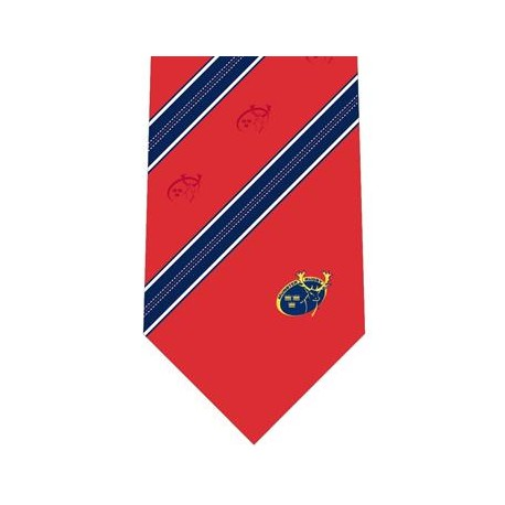 Munster Supporters Tie - BM3922